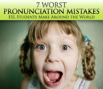 Difficult in pronunciation for second learner