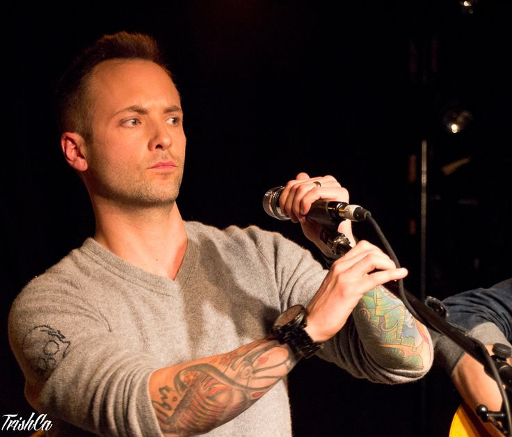 Dallas Smith at Boots and Bourbon in Toronto