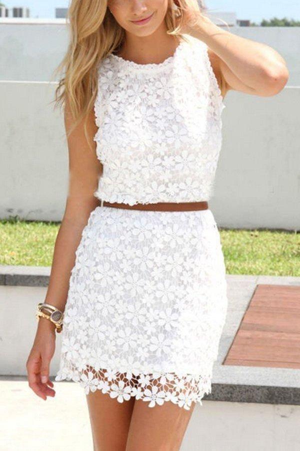 Figurbetonte Kleider Figurbetonte Kleider New Mit Bildern Spitzen Sommerkleider Kleid Spitze Minikleid