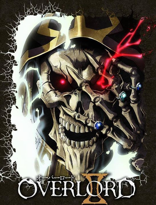 Overlord Season 2 is due in January 2018.