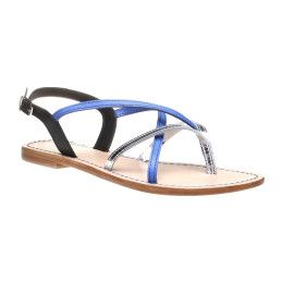Okouzlující letní páskové sandály