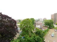 Uitzicht vanaf Burg. Hustinxstraat 154