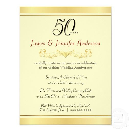 Best Anniversary Party Ideas Images On   Th Wedding