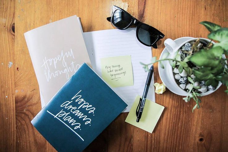 We are in constant support of local businesses like @frenchpressedstudio - how good does that hand-lettering look though? If you haven't already go give them a follow xx . . . . #nzmade #nzdesigners #stationery #journals #handlettering