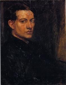 Self Portrait: Duncan Grant