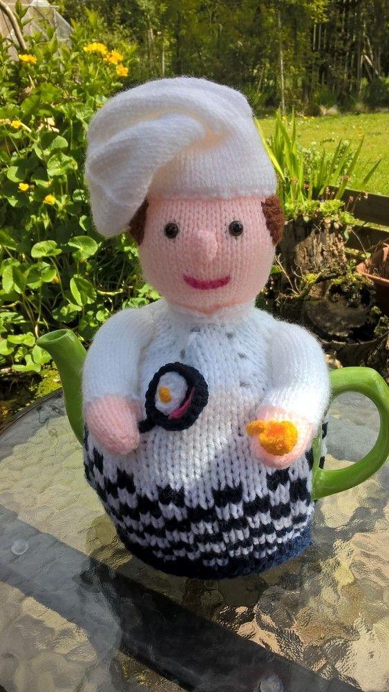 Chef Tea Cosy