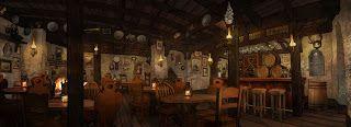 Film: Hotel Transylvania ===== Setting: Tavern ===== Artist: Ron Lukas