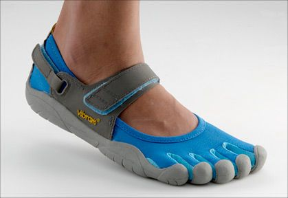 The Vibram Sprint are my fav. I wear them with every thing. It's so funny, I hear people talking behind my back about them when I'm out and about. I just want to turn around and promote Vibrams hard core. They are the best thing I've ever bought.