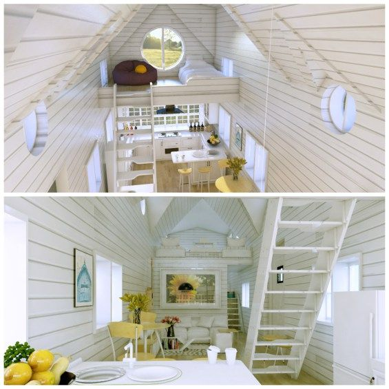 Best 25+ Tiny house interiors ideas on Pinterest | Small house ...