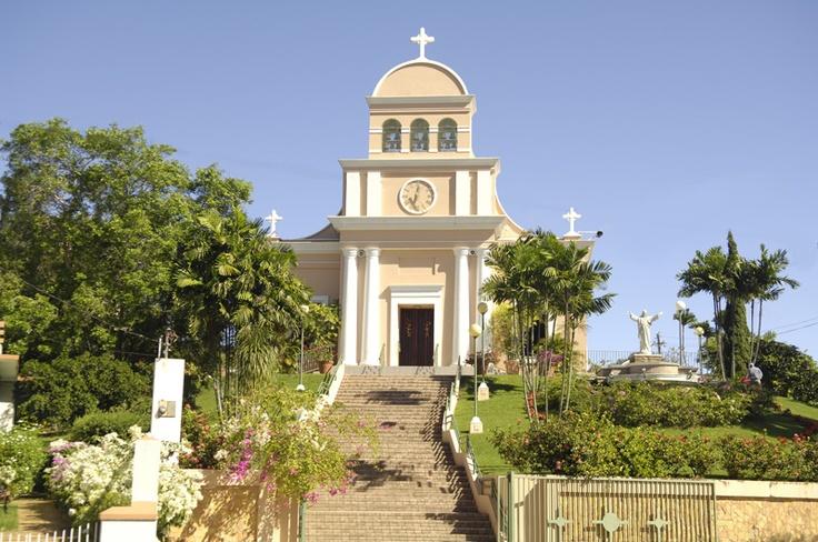 96 best catholic churches in puerto rico images on pinterest cathedrals catholic churches and - Autoescuela 2000 barrio del puerto ...
