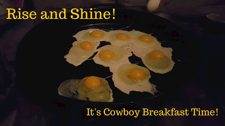 Cowboy Kent Rollins - Chuck Wagon Cooking: Cowboy Breakfast at a Cow Camp