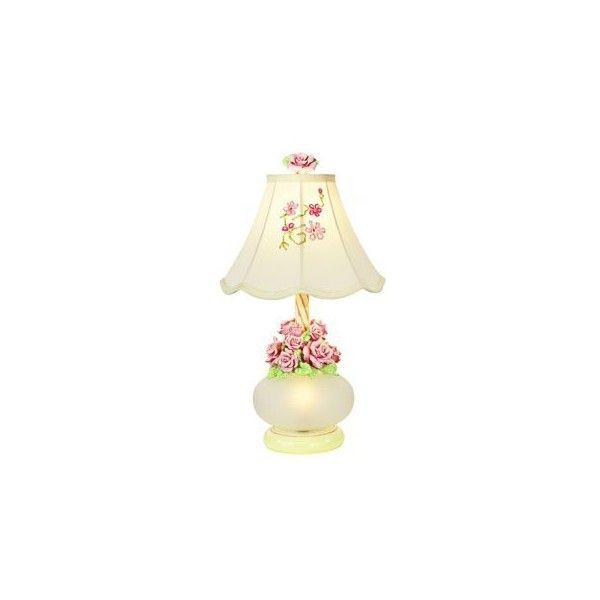 kathy ireland lighting. delighful ireland kathy ireland flowerpot table lamp with night light  100  and lighting
