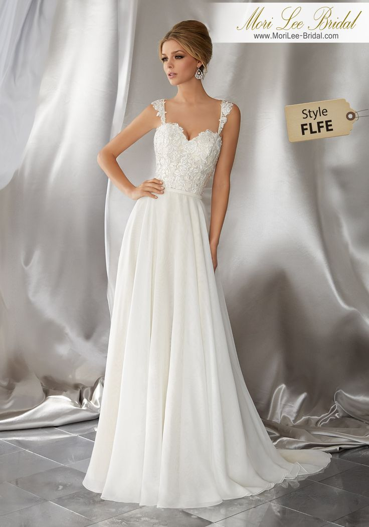Mori Lee Wedding Dress. Find Mori Lee and More at Aria Bridal in San Diego, CA. AriaBridal.com (760) 839-2742