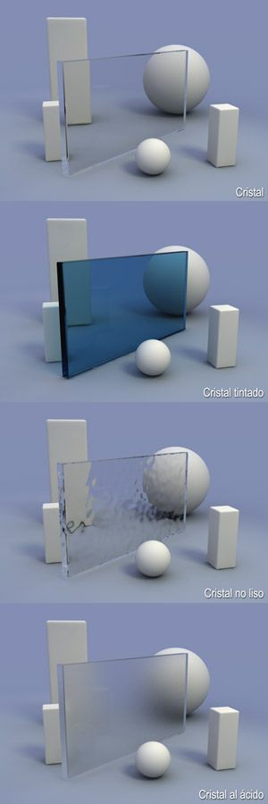 Advanced materials in V-Ray