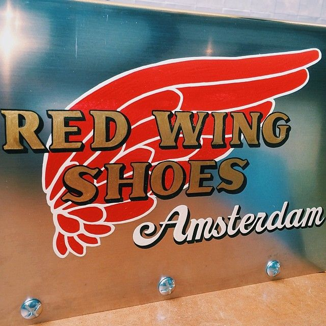 Red Wing Shoes Amsterdam : Photo