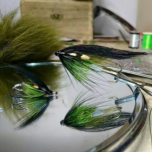48 best images about salmon flies on pinterest fly tying for Alaska fly fishing goods