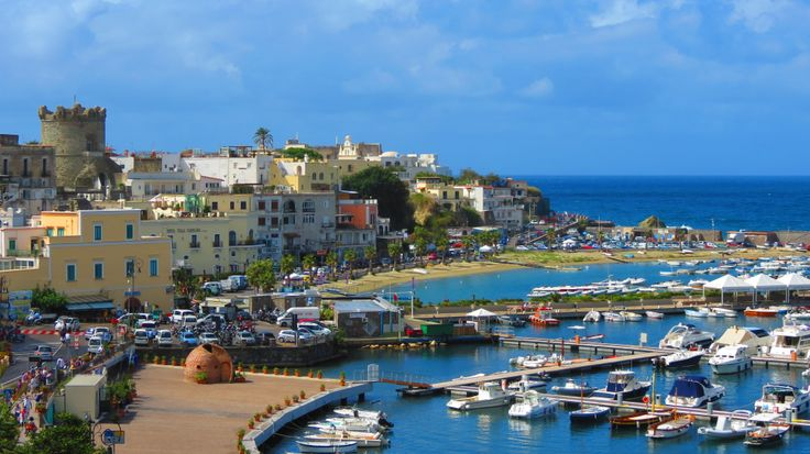 Good Morning Ischia! Today's blog is about Forio town centre - www.ischiareview.com