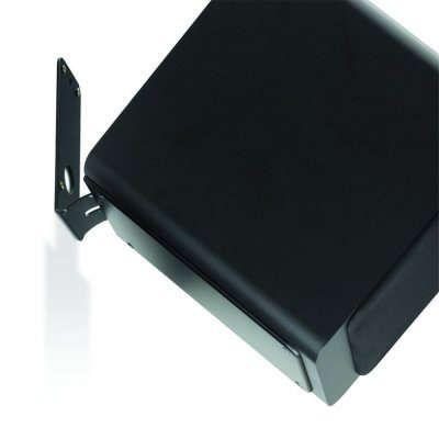 Q Acoustics 2000WB är ett väggfäste för högtalarna 2010, 2020 och 2000C. Fästet har en unik tilt-och-vrid funktion som gör att de kan monteras antingen tätt mot väggen, snett ner e...