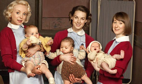 9 million view TV show Call The Midwife | UK | News | Daily Express