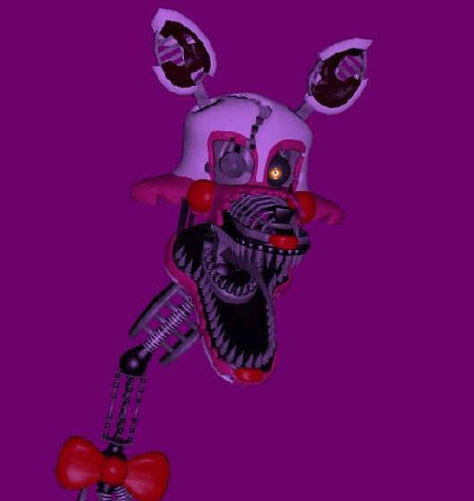Our Friends And I Fnaf: Nightmare Mangle Sfm I Made For Her!