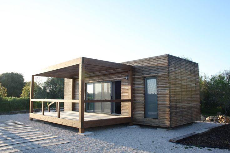 Do It Yourself Home Design: Casas Móveis E Pre-fabricadas