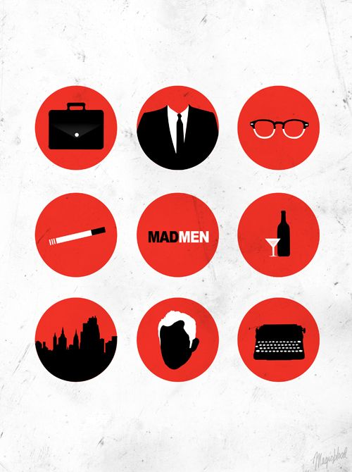 Mad Men Themed Dinner Party