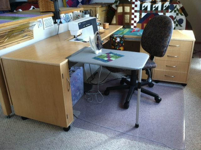 Portable Pressing Table By Sew N Go Organizing For