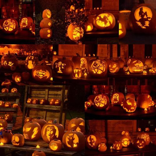 late to posting - a selection of the pumpkins we carved this year while not PSDing at the illumination night in #castlemilk !  Love how some of them make more sense in the dark!   #pumpkinfest2016 #glasgow #pumpkins #halloween #halloween2016 #instahalloween #halloweeninspo #carvedpumpkin #carvedpumpkins #ariel #olaf #pikachu #wonderwoman #jurassicpark #minions #headlesshorseman #sleepyhollow #spookytree #cinderella #pumpkincarriage #cinderellascarriage #batmanvsuperman #jackskelligton #