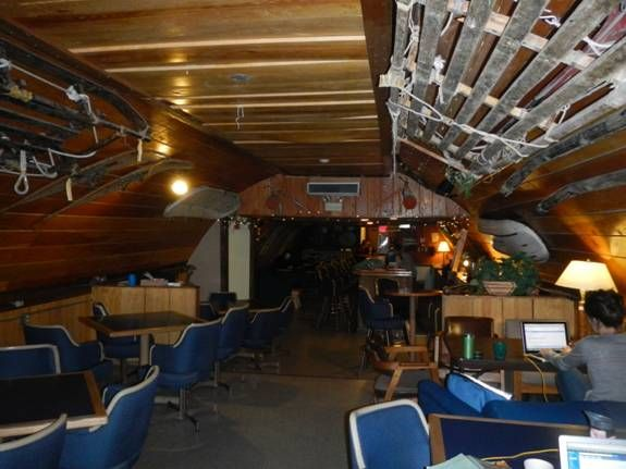 The Coffeehouse - McMurdo Station, Antarctica | Coffee ...