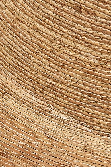 d3436a5e89c32e Lack of Color - Palma straw fedora in 2019 | HATS | Straw fedora ...