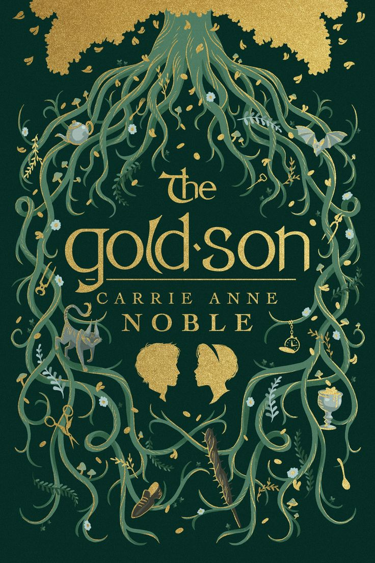 An interview with Carrie Ann Noble and a giveaway of The Gold-Son