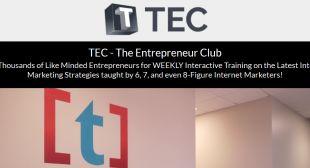 TEC – The Entrepreneur Club