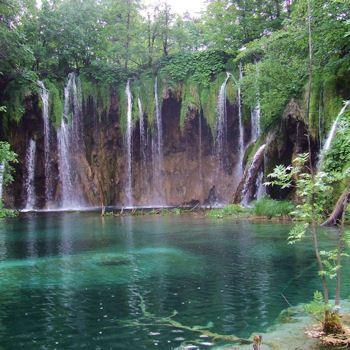 En Croatie, le parc de Plivitce et sescascades : 200 merveilles du monde à voir dans sa vie - Linternaute.com Voyager