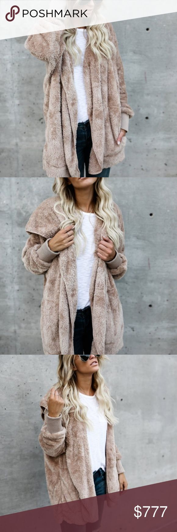 33 Ultra Cozy Bedroom Decorating Ideas For Winter Warmth: ULTRA SOFT HOODIE The Softest Teddy Bear Hoodie Ever