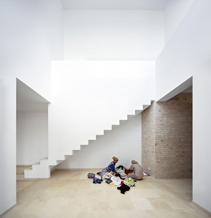 Tudor Apartments | Urko Sanchez Architects #staircase