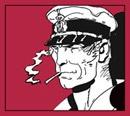 L' UOMO DEI CARAIBI (SVEND). Trambusto nel Mar dei Caraibi tra un gangster preoccupato del suo bottino e un rivoluzionario opportunista: Svend, marinaio danese e semplice trasportatore, si trova immischiato in avvenimenti che gli faranno perdere la sua imperturbabile flemma. Impostando il suo racconto come un film d'avventura Hugo Pratt svolge sapientemente due dei suoi temi preferiti: il tradimento e la vendetta.