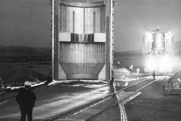 [Mystère #239] Un essai d'une fusée nucléaire lors du projet NERVA