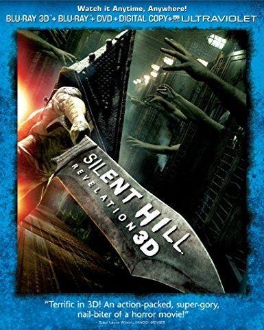 Adelaide Clemens & Kit Harrington & Michael J. Bassett-Silent Hill: Revelation