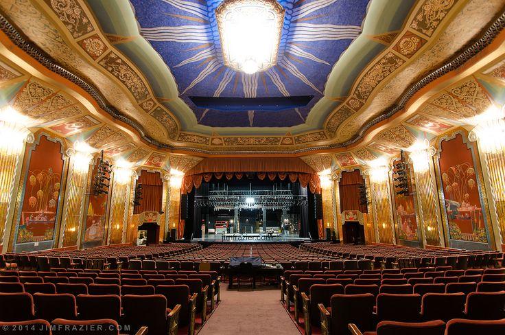 Paramount Theatre In Aurora Il Aurora Il Chicago Area