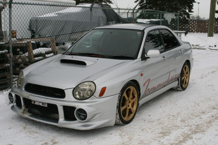 Jdm Subaru Wrx Sti Tommy Kaira Edition For Sale #tommykaira #version 7 #sti #wrx #ej207 #2.2L #rare #forsale #canada #albertajdm
