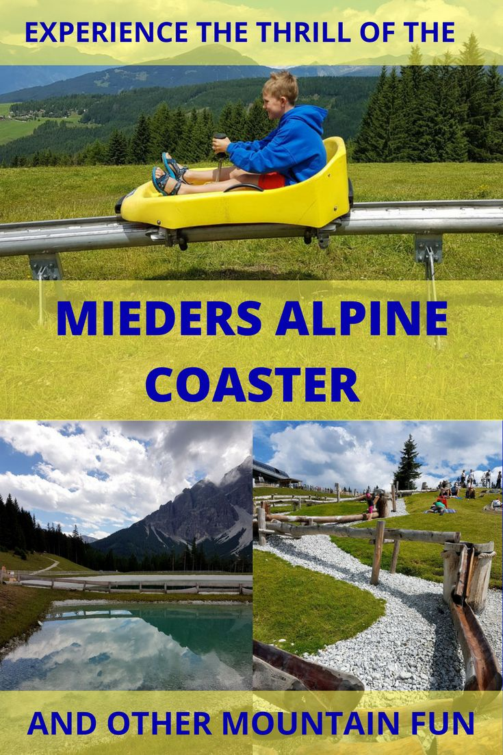 The Mieders Alpine coaster is one of the top summer attractions near Innsbruck in Austria. Read our guide for everything you need to know about the prices, how to get there and where to stay.