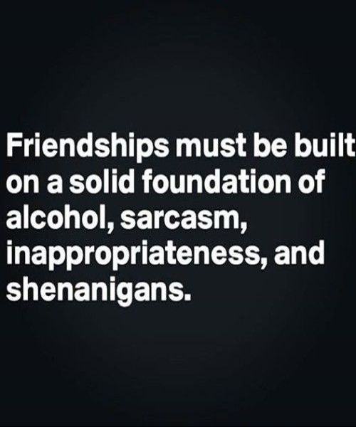 Friendship Foundations - Friendship Quote