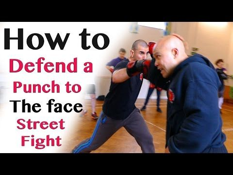 3 Street Fight Self Defense Technique - YouTube