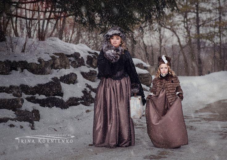 Many, many years ago by Irina Kornienko on 500px    #familyphotographer #photographerintoronto #Ontario #fairytale  #Victorian #oldfashioned #photosession #wedding