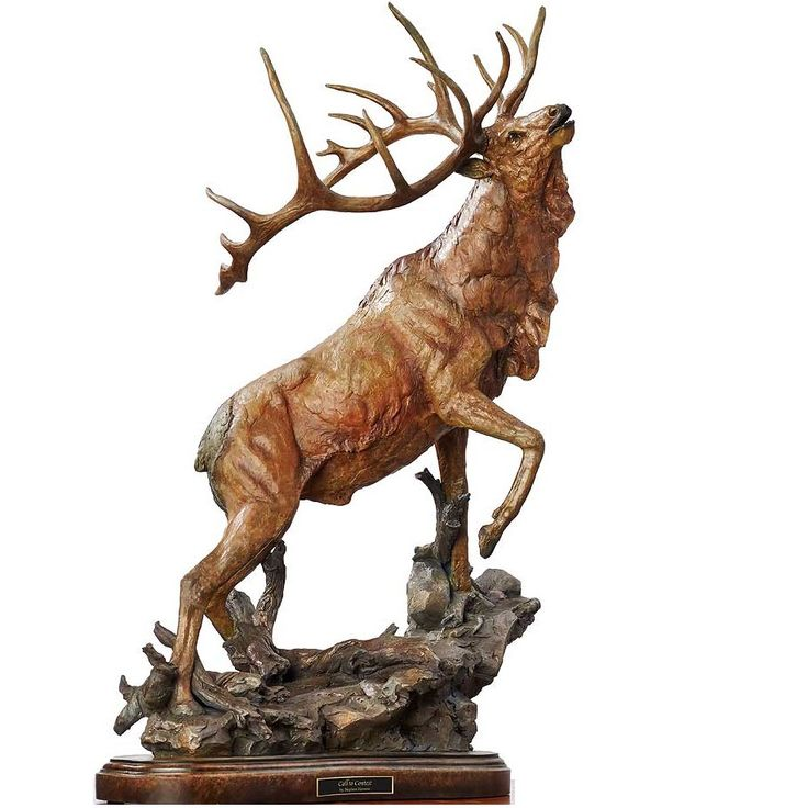 Elk Sculpture | Call to Contest | Mill Creek Studios