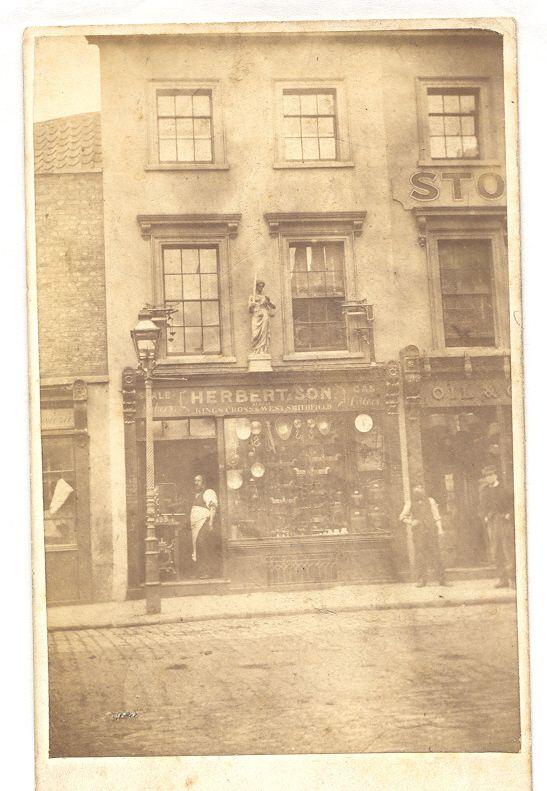 47 Ratcliff Highway/St. George Street, East. 1870. Flattened in bombing WW2