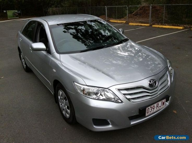 2009 Toyota Camry ACV40R 09 Upgrade Altise Silver Automatic 5sp A Sedan #toyota #camry #forsale #australia