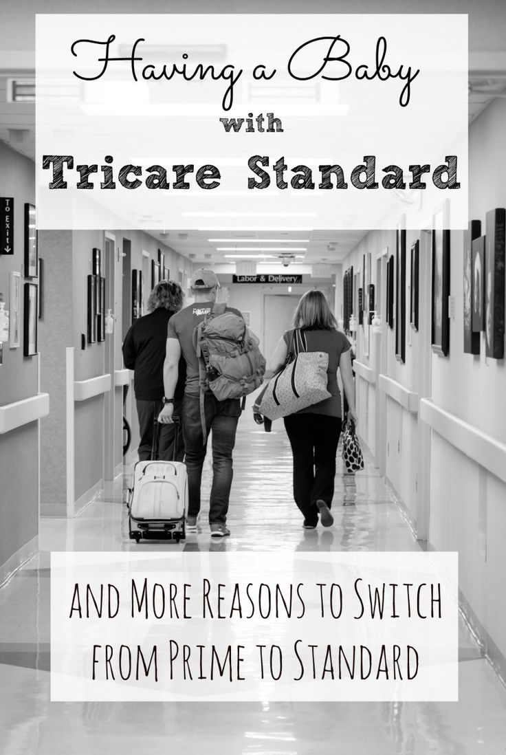 Having a Baby on Tricare Standard + Reasons Why You Should Switch to Standard Now