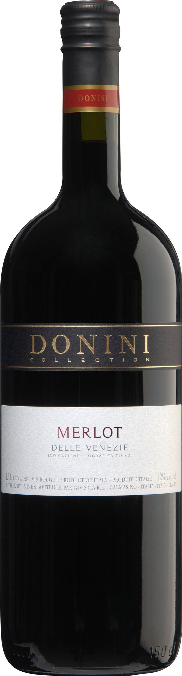 Donini Merlot Delle Venezie Our wine by the glass!