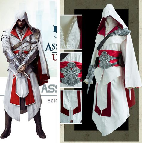 Assassins creed Edward iv 4 black flag Kenway Cosplay costume complete custom clothing free shipping.  #buy_cosplay #cosplay_costumes #cosplay_shop #cosplay_store #cosplay_wigs #anime_costumes #link_cosplay